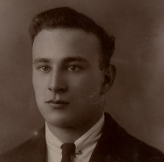 Photo of ERNEST BRIAN AUSTIN– Submitted by his nephew. Lest we forget.