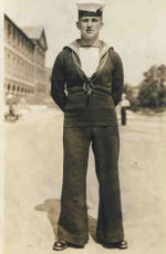 Photo of ANDREW LAWRENCE BEDFORD– Able Seaman Andy Bedford. Photo provided by Phil Miller.