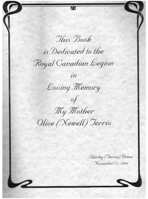 Couverture de l'album commemoratif