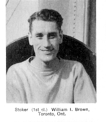 Photo of William Irvin Brown