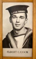Photo of ALBERT CARLTON COOK– In memory of the students of R H King Academy (formally Scarborough  Collegiate Institute) who went to war and did not come home. Submitted for the project Operation Picture Me.