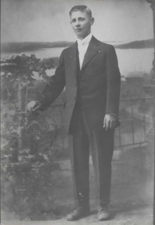 Photo of CARL HASTINGS COOLEN