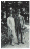 Photo of THOMAS PERCY CUBITT– Ada and Thomas Cubitt. Submitted for the project, Operation Picture Me