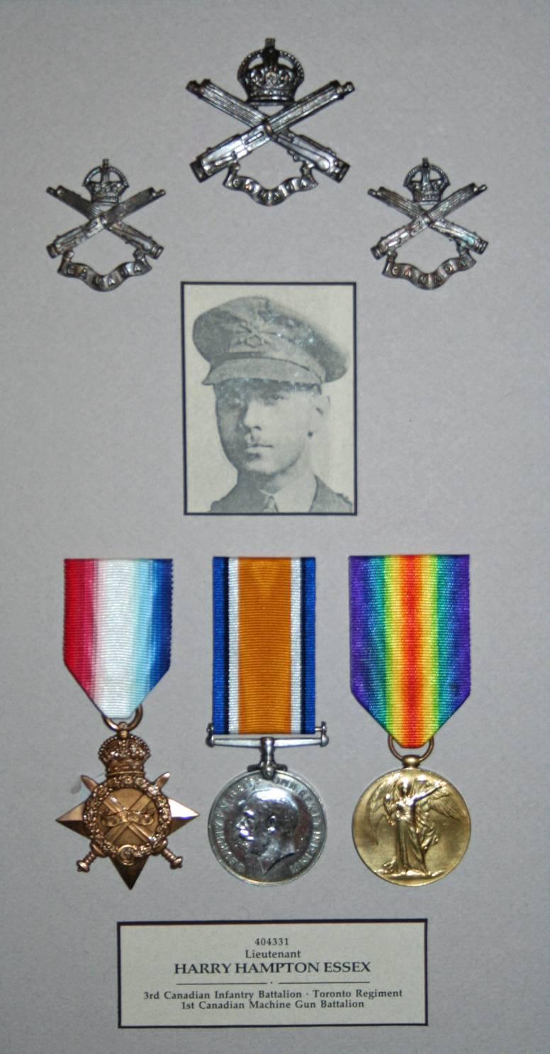 Photo of Harry Hampton Essex