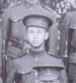 Photo of Harry Essex– Served with the 35th Battalion CEF. Submitted for the project, Operation: Picture Me