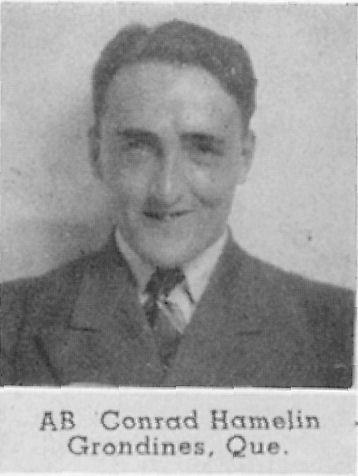 Photo of Joseph Hamelin