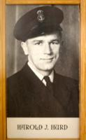 Photo of HAROLD JOHN HURD– In memory of the students of R H King Academy (formally Scarborough  Collegiate Institute) who went to war and did not come home. Submitted for the project Operation Picture Me.