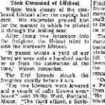 """Newspaper Clipping– Toronto Star """"Pages of the Past"""" online 1942, Jan. 19  p. 17  Part 2 of 2"""