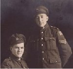Photo of Harry Boyce– Harry Boyce Standing
