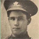 Photo de Norman Earle Bush – Tiré de l'ouvrage Our Heroes in the Great War, compilé par J.H. de Wolfe, Patriotic Publishing Co., Ottawa, 1919