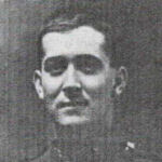 Photo of Norman Harvey– Source:  Canada's Heroes in the Great World War / Cornwall, Alexandria, Vankleek Hill, Hawkesbury and Intermediate Points.  Edited by Noah J. Gareau. Memorial Edition / Volume I.  War Publications Limited, Ottawa, Ontario, 1921.