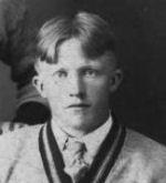 Photo de Joseph Edgar Hornibrook – Joseph Edgar Hornibrook circa 1910