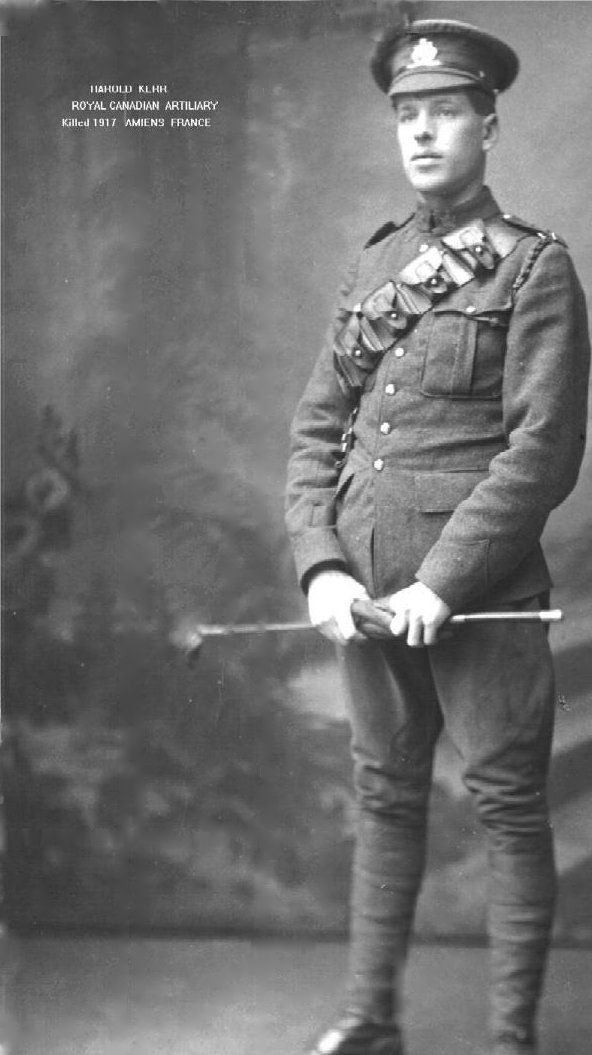 Photo of Harold Clifford Kerr