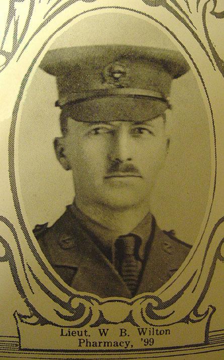Photo of Walter Wilton