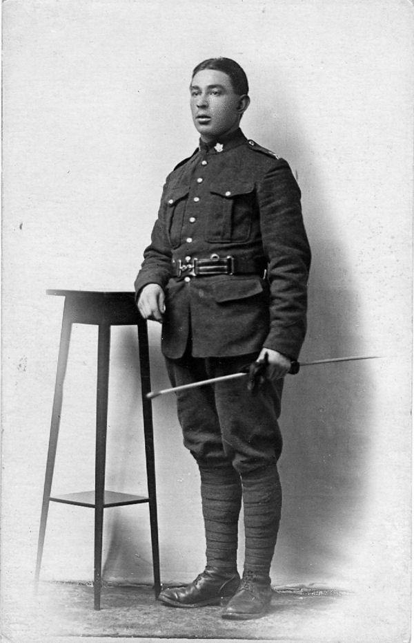 Photo of Arthur Rolfe
