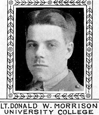 Photo of Donald Morrison