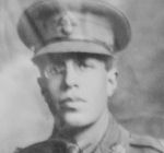 Photo of James Fuller Henderson– In memory of the Harbord Collegiate Institute students who served during World War I and World War II and did not return home. 