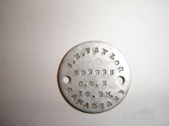 ID medal