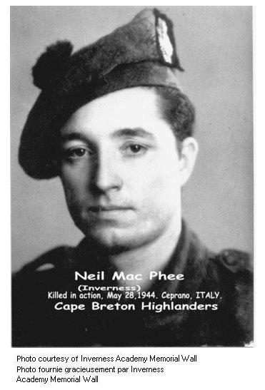 Photo of Neil MacPhee