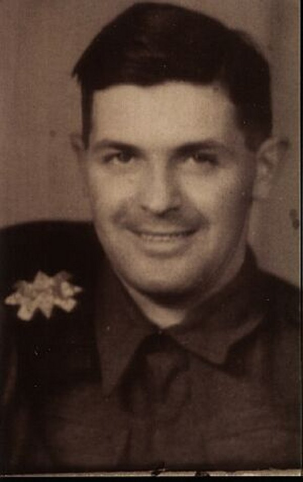 Photo of Daniel Albert MacPherson