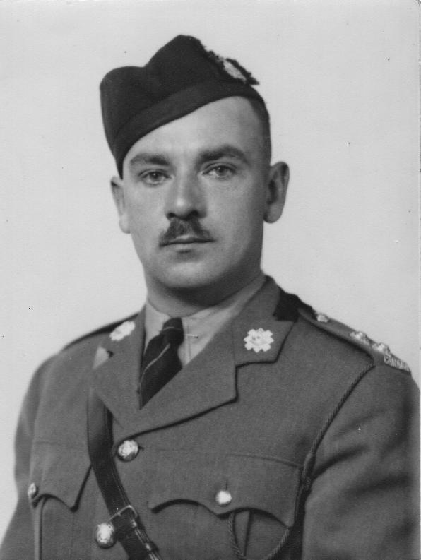 Photo of JOHN GORDON MAYNE