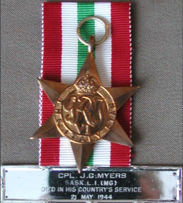 Medal– Submitted for the project Operation Picture Me