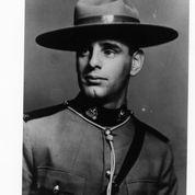 Photo of John Francis Joseph Nelson– Photo courtesy of www.rcmpgraves.com