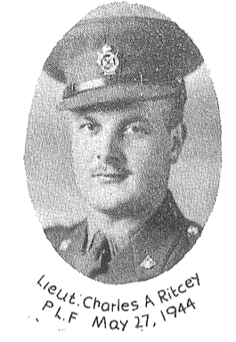 Photo of CHARLES ALLISTER RITCEY