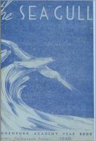 Seagull Year Book– In memory of the students of the Lunenburg Academy who went off to war and did not come home. Submitted for the project, Operation Picture Me
