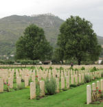 Cassino War Cemetery– Photos taken during RCR and Signalers Battlefield Tour October 2010