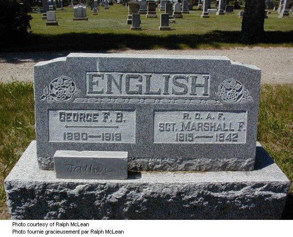 Pierre tombale commémorative