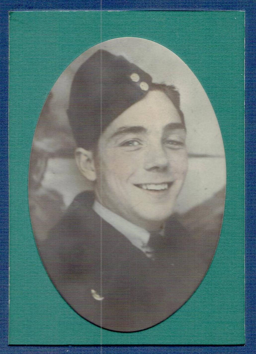 Photo of Walter Alexander Hill– Walter Alexander Hill - 1938 - Royal Canadian Air Force