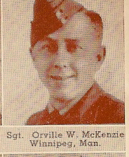 Photo of Orville McKenzie– Submitted for the project, Operation: Picture Me