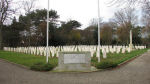 Cemetery– Bergen Cemetery (Photo used with permission of Frans van Cappellen, Putten, The Netherlands)