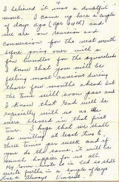 Letter, Page 4