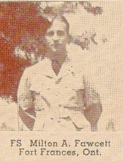 Photo of MILTON ARGUE FAWCETT