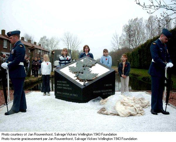Monument unveiled