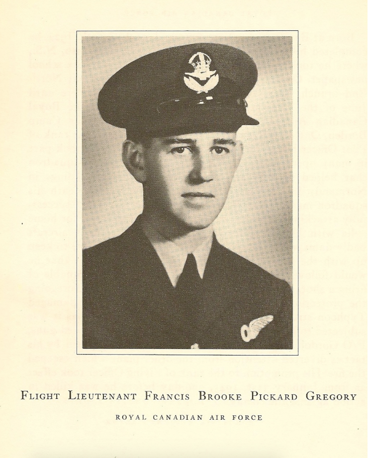 Photo of Francis Brooke Pickard Gregory