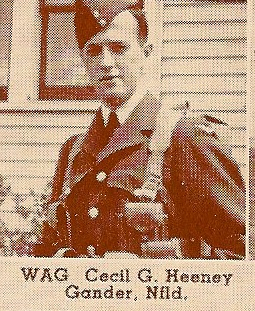 Photo of Cecil George Heeney
