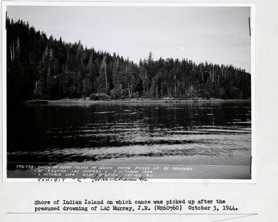 Photo of JACK MURRAY– Jack died as a result of a boating accident. This is the location of the mishap. Submitted for the project Operation Picture Me
