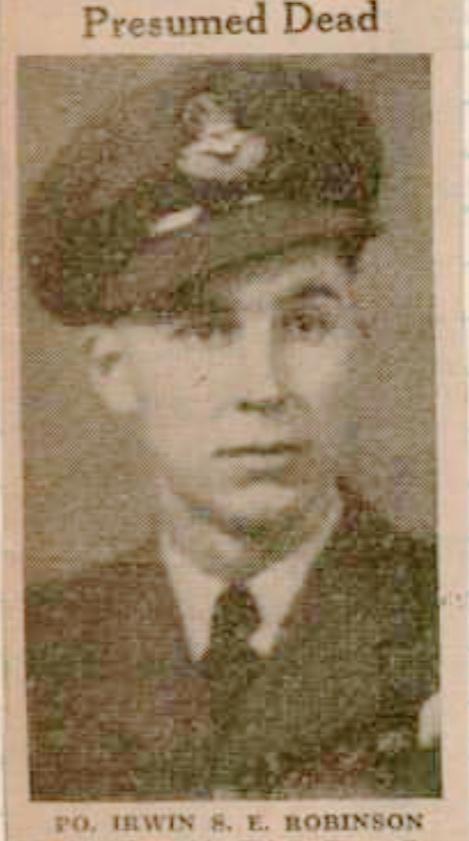 Photo of IRWIN EDWARD STILLWELL ROBINSON