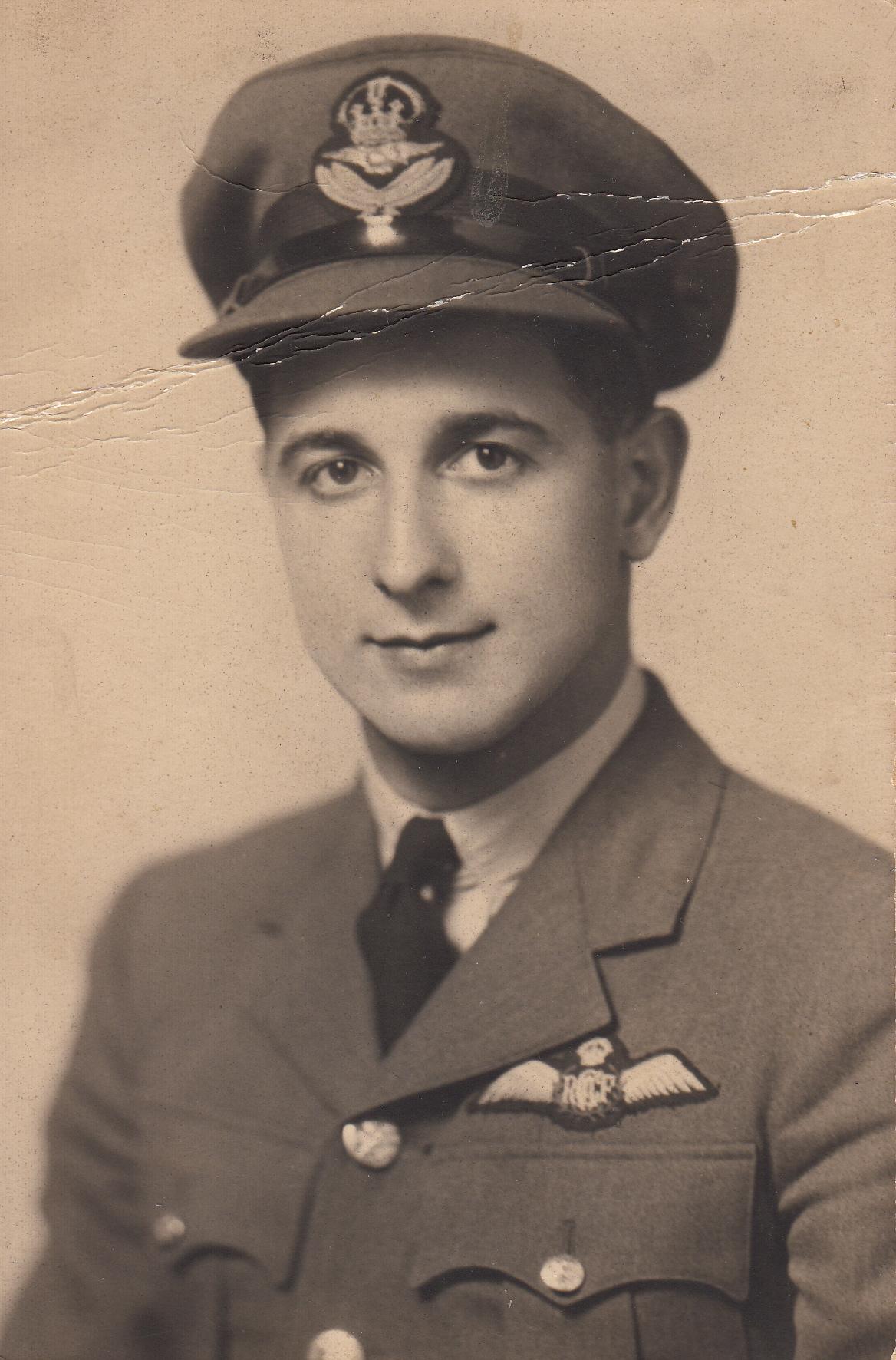 Photo of Pierre Nicholas Bernhart– Pierre in Uniform