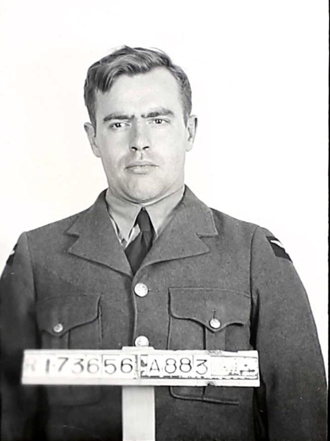 Photo of William Wilfred Cook– Submitted for the project, Operation Picture Me