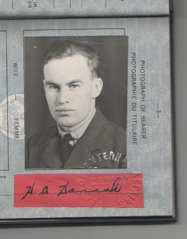 Photo of Harold Allan Hannah