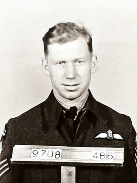 Photo of Horace Montague Richard Herbert– Submitted for the project, Operation Picture Me