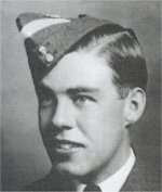 Photo of Athol Lorne Lunan– R144320 Sergeant Athol Lorne Lunan Former student of Lawrence Park Collegiate Institute (Toronto)