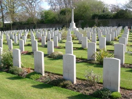 Harrogate (Stonefall) Cemetery