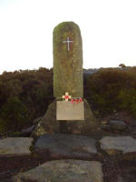 Memorial– Photo Courtesy of Rich Allenby