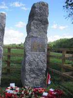 Memorial– Hoveringham Memorial May 2010