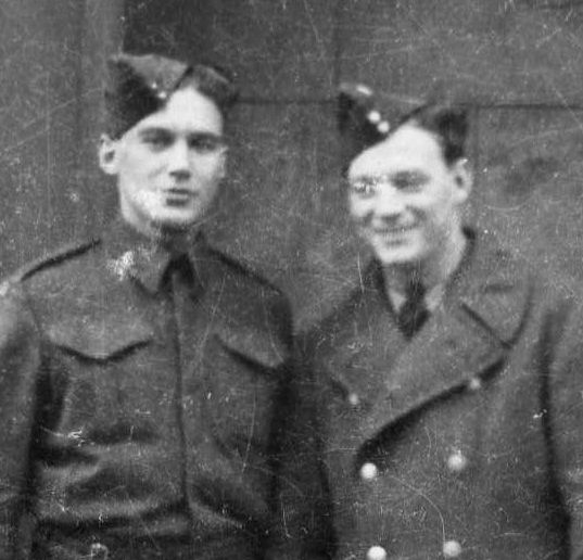 Group Photo– Photo of Charles Clarke Todhunter ( far right )  and his brother John Todhunter.